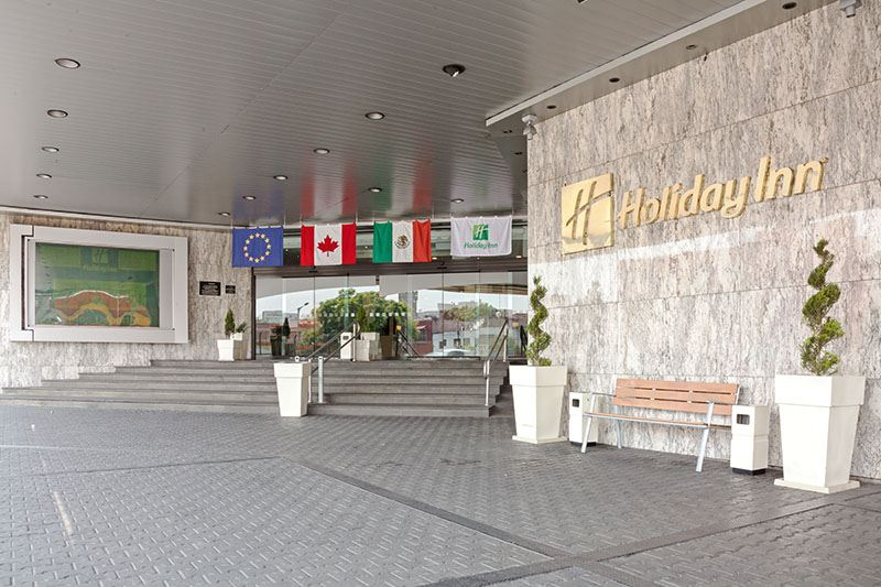 Holiday Inn Mexico-Coyoacan