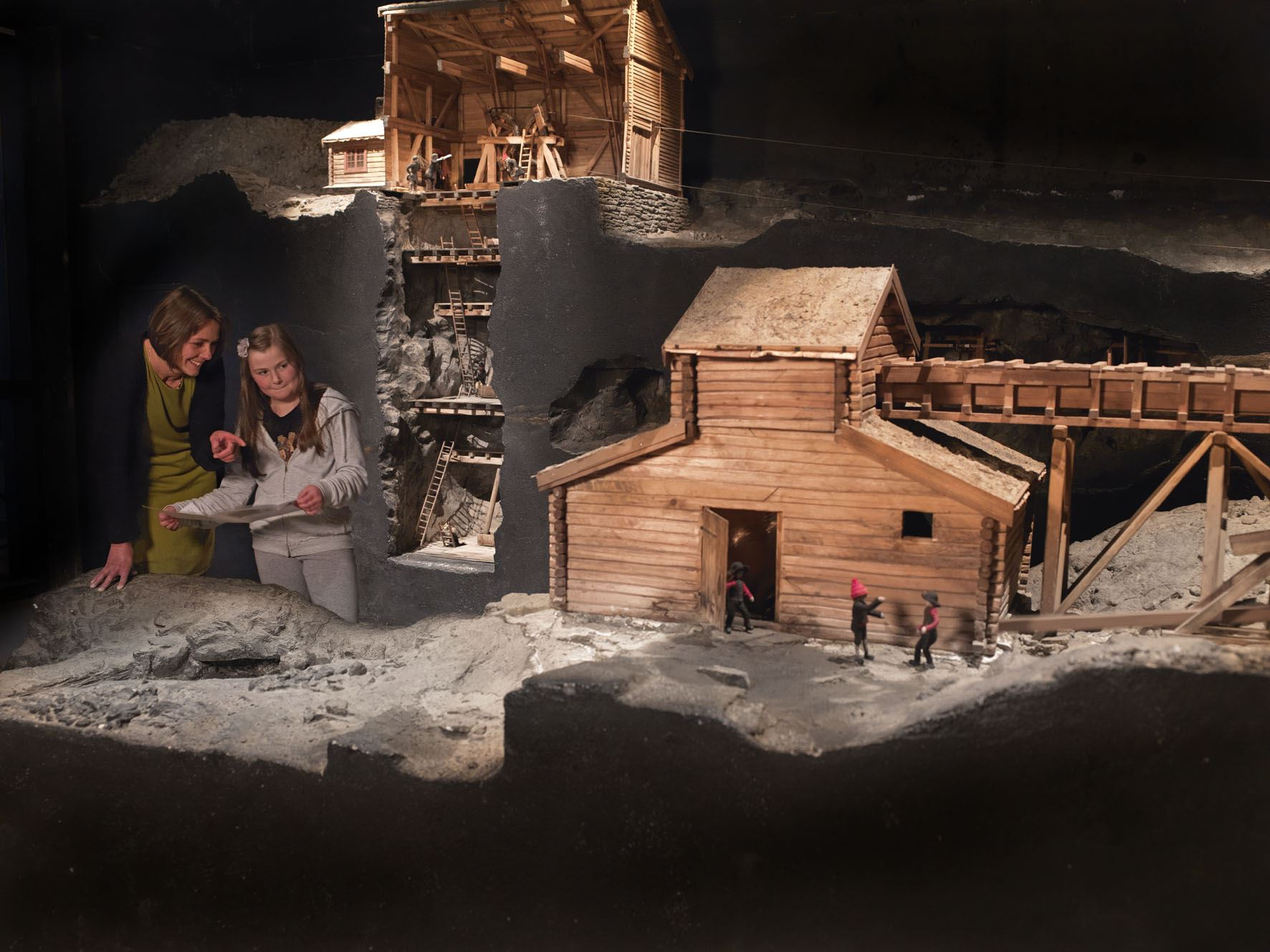 Røros Museum- Smelthytta
