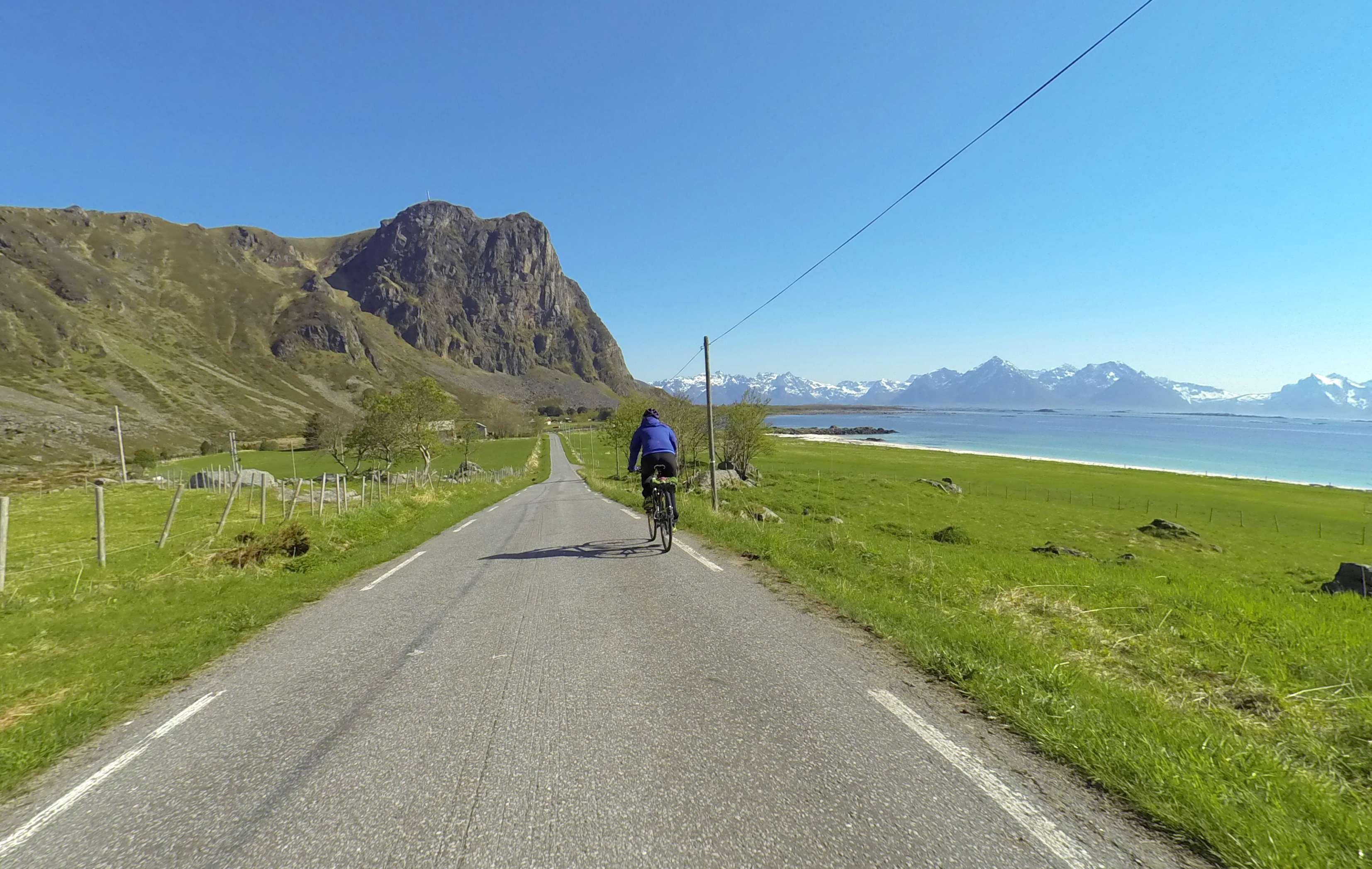 Bike rental - Discover vesterålen by bike