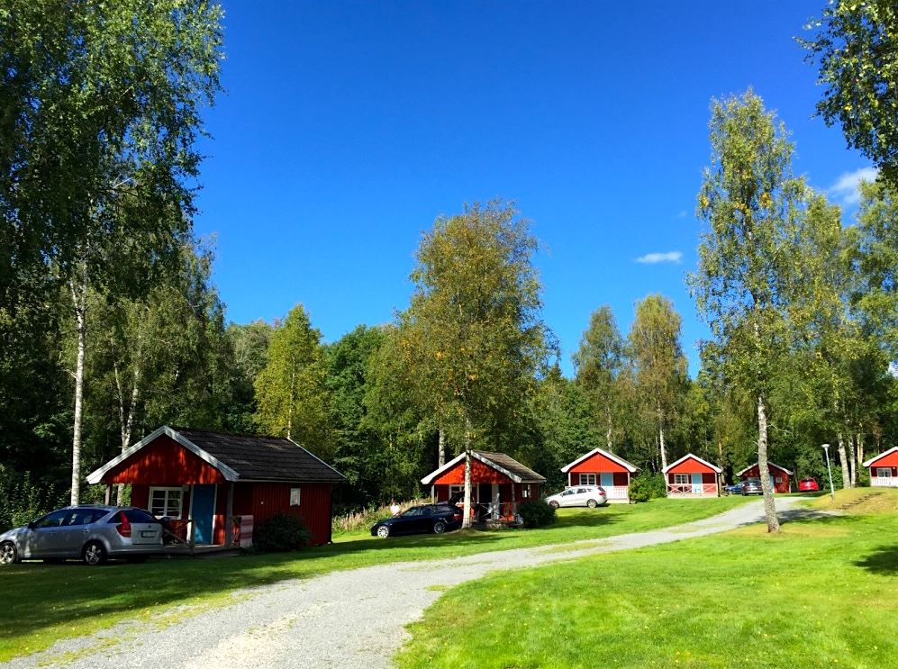 Ragnerudssjöns Camping and cottages