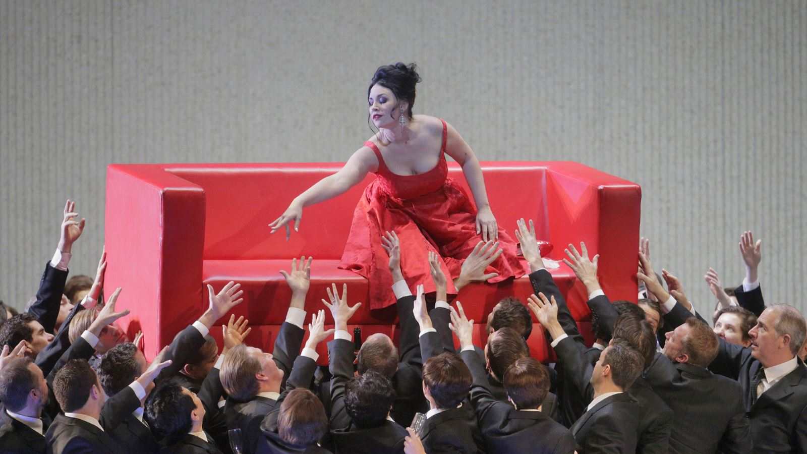 Live på bio - La Traviata