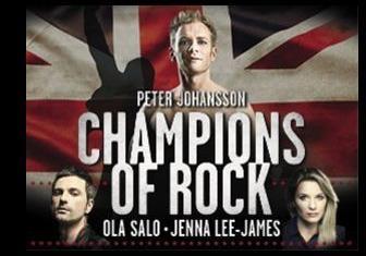 Musik: Champions of rock
