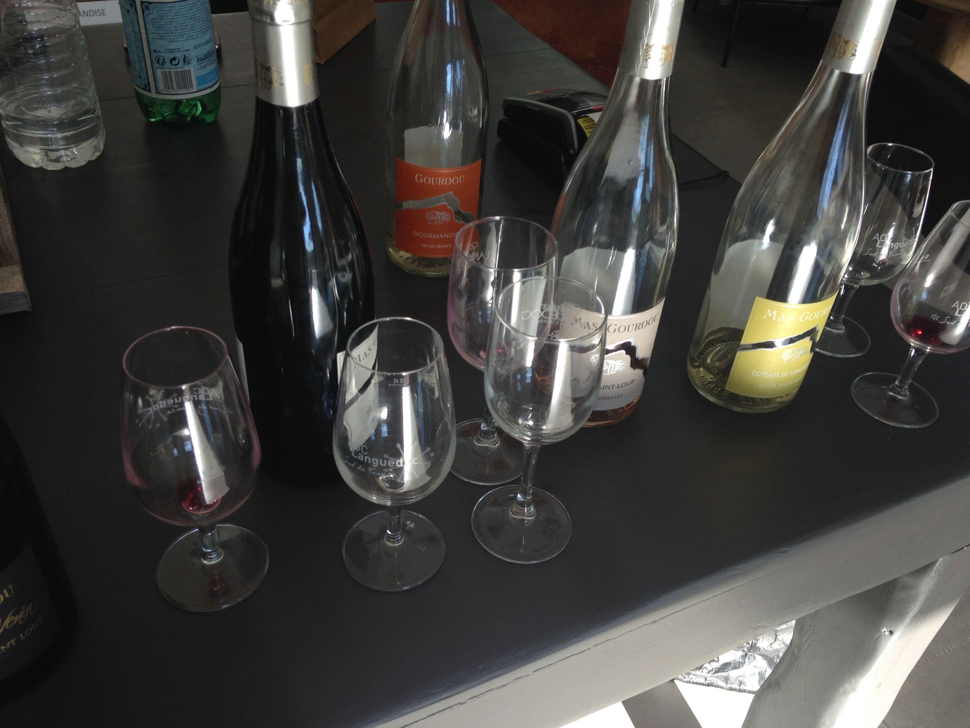 Un descubrimiento del vino