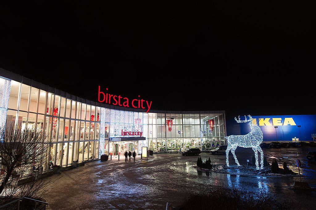 Birsta Köpcentrum