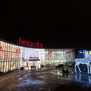 BIRSTA Shoppingcenter