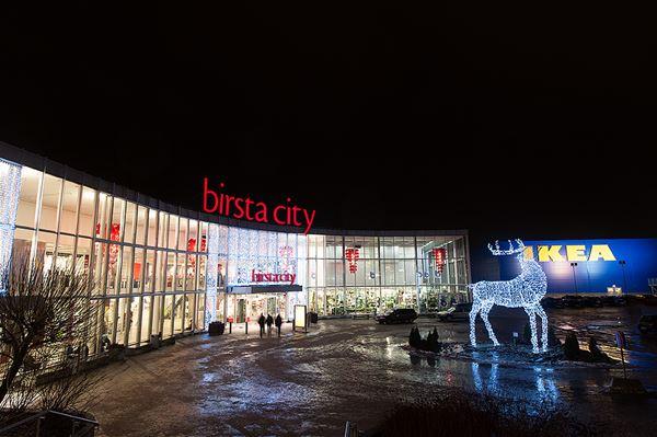 BIRSTA Shoppingcenter
