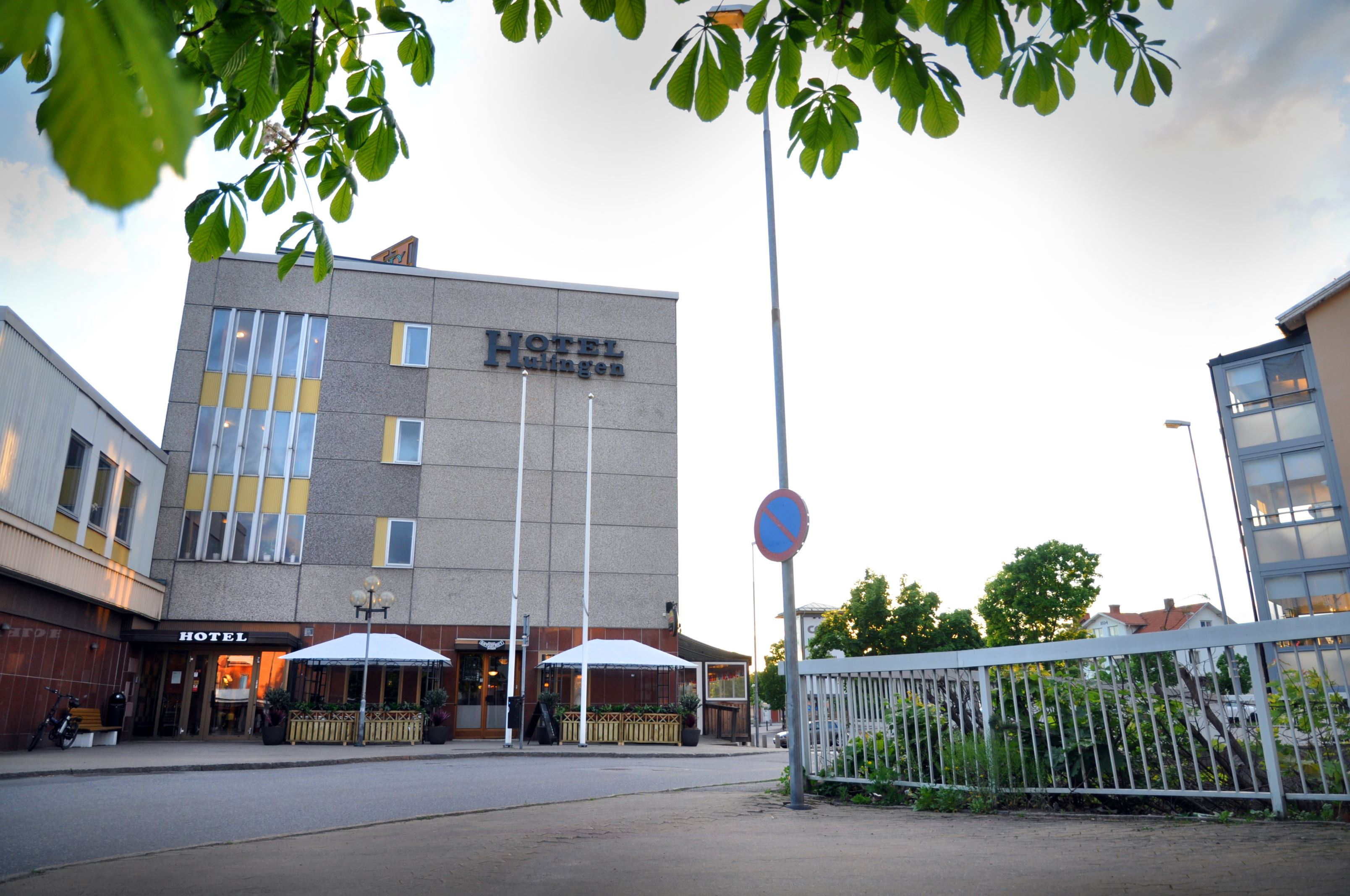Punkhelg i Hultan på Hotell Hulingen
