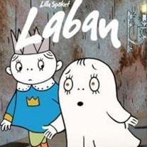 Minibio - Lilla spöket Laban