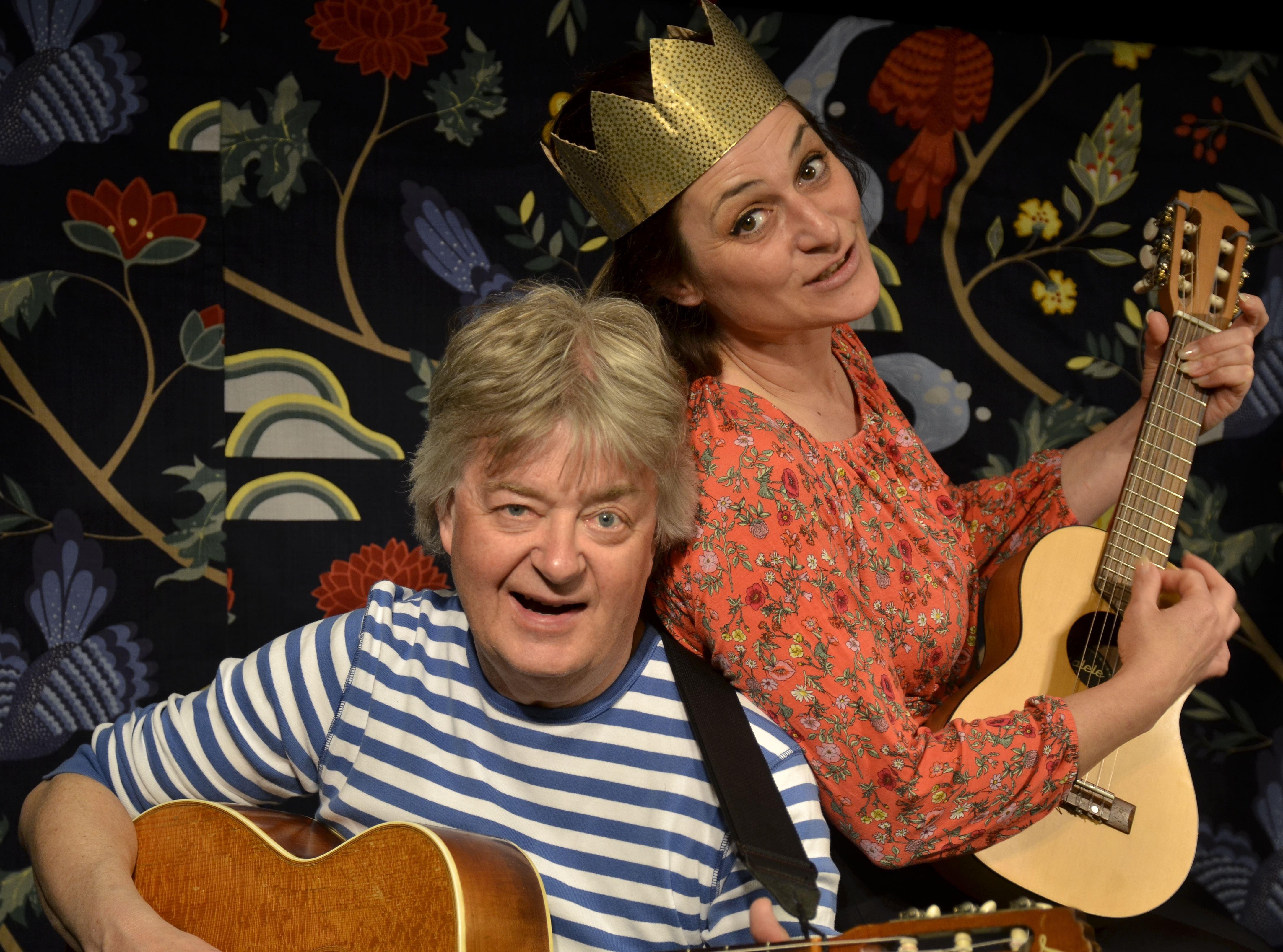 Lördagsskoj med Per Dunsö och Anna Lahmer