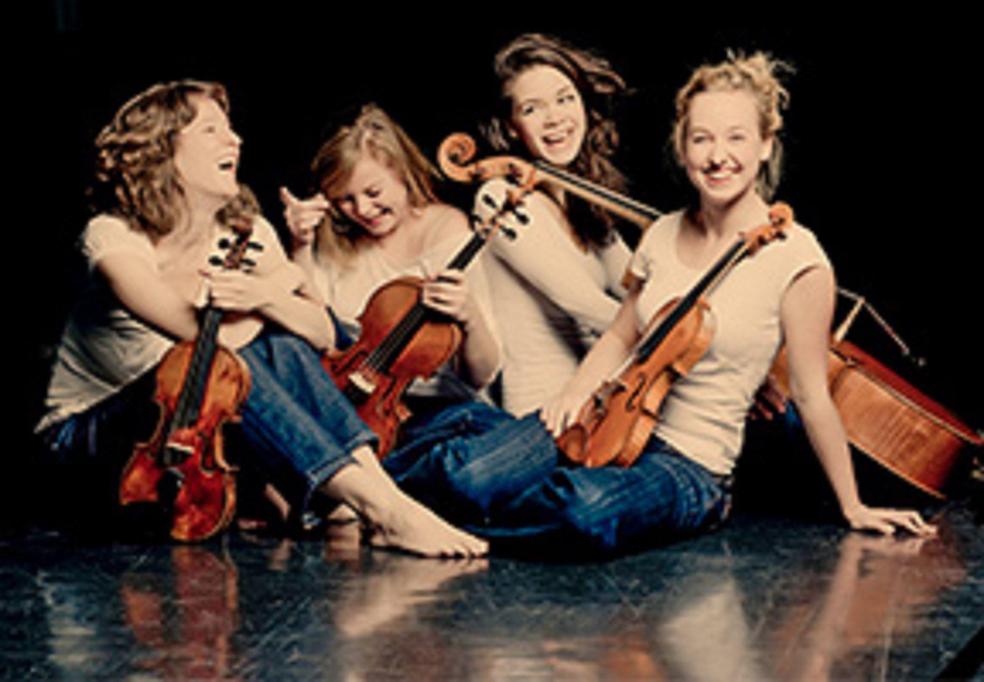 Konsert Ragazze Quartet