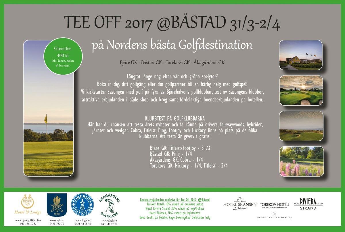 Tee Off 2017