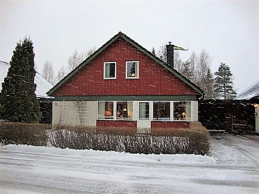 Vasaloppet lodgning. Private room M274, Enbärsstigen, Mora