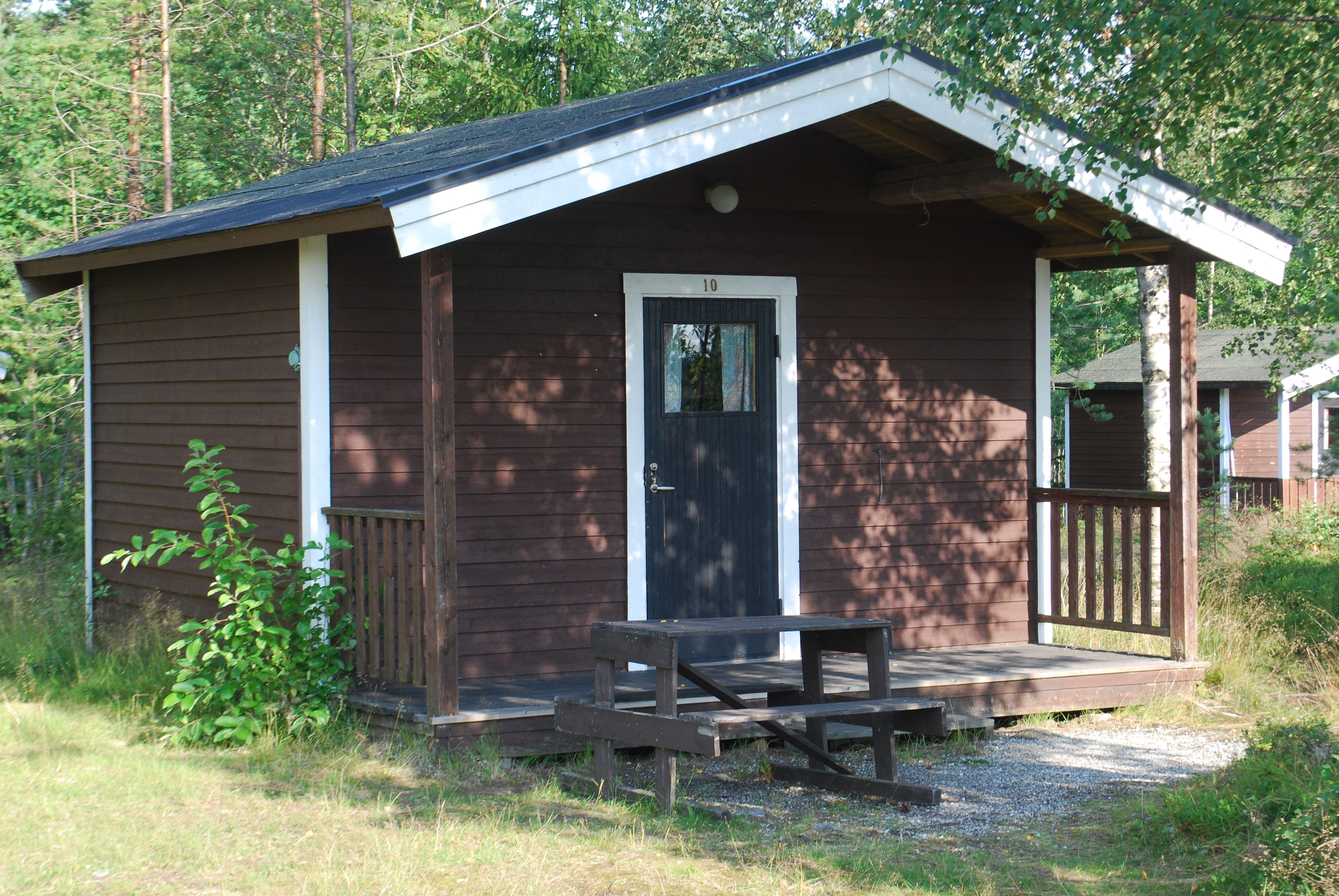 Cottage (4 beds, 16 m², no WC/shower)