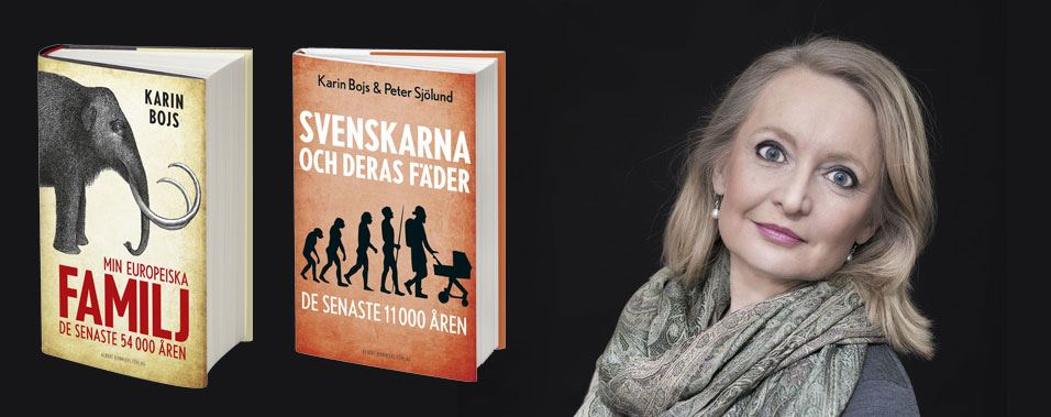 Föredrag - Författaren Karin Bojs