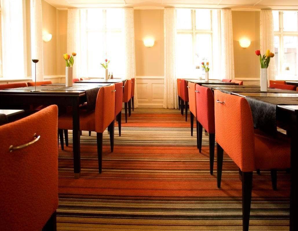 Restaurant No. 10, Hotel Europa