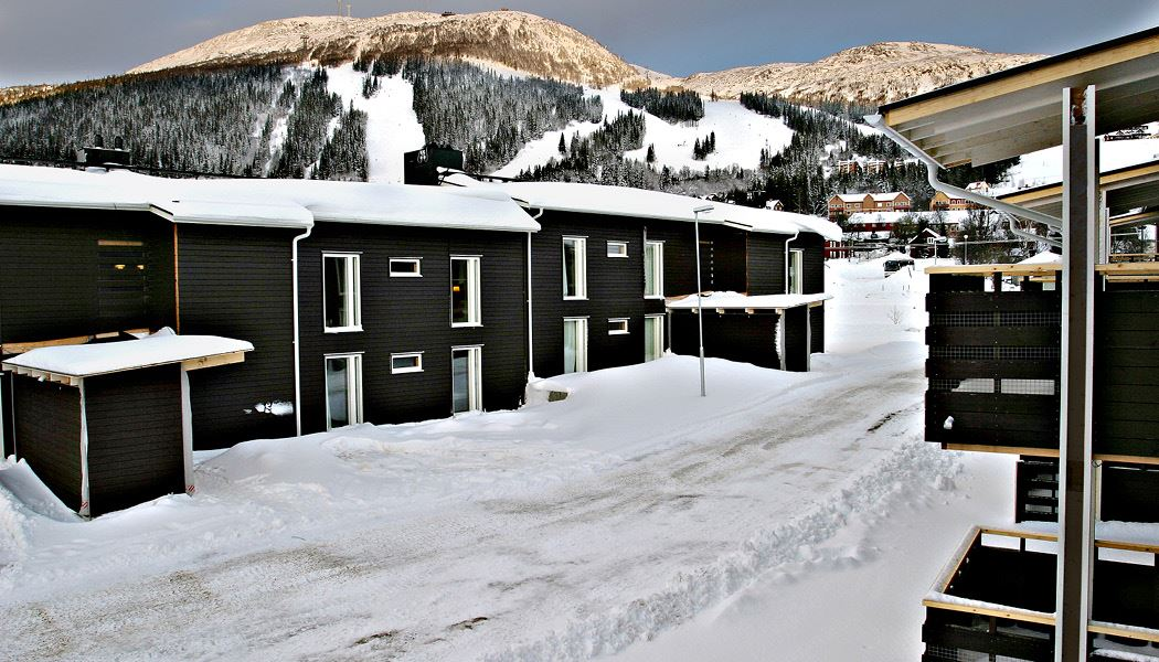 Holiday Club apartments
