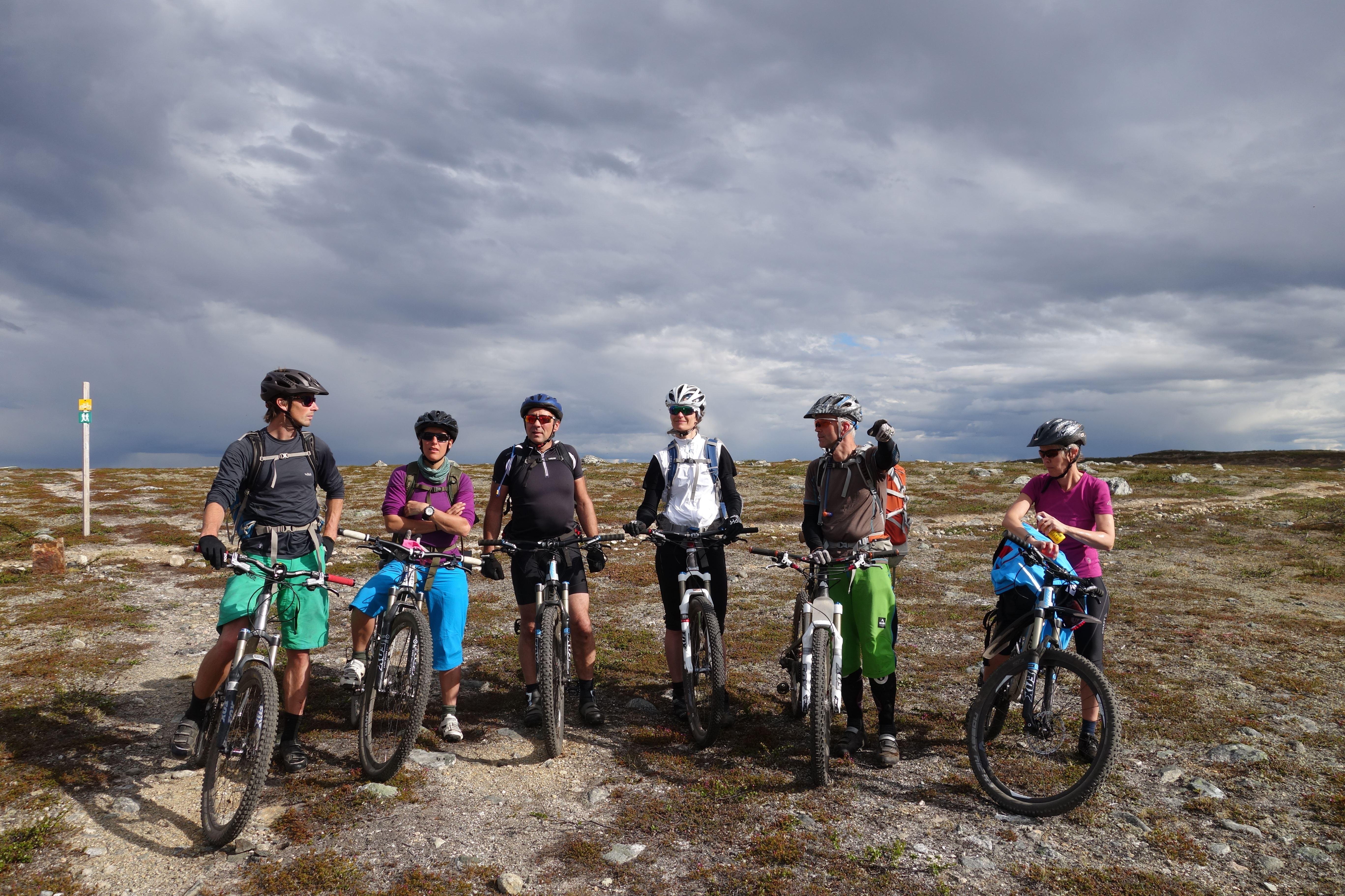 © GlødExplorer, Tour de Finnmarksvidda (4 days)