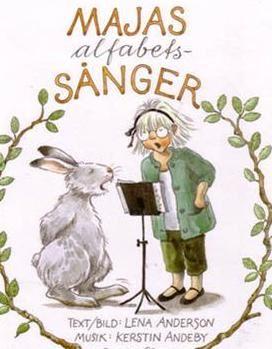 Barnmusik: Majas alfabetssånger