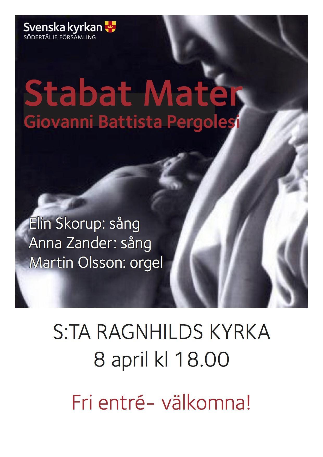 Konsert Stabat Mater