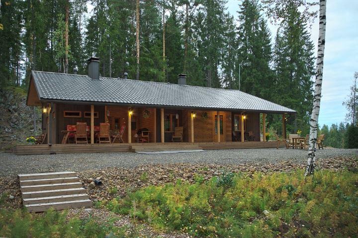 Log cabin Suopursu