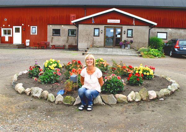 Rödlix SVIF Hostel and Camping in Träslovsläge, Varberg