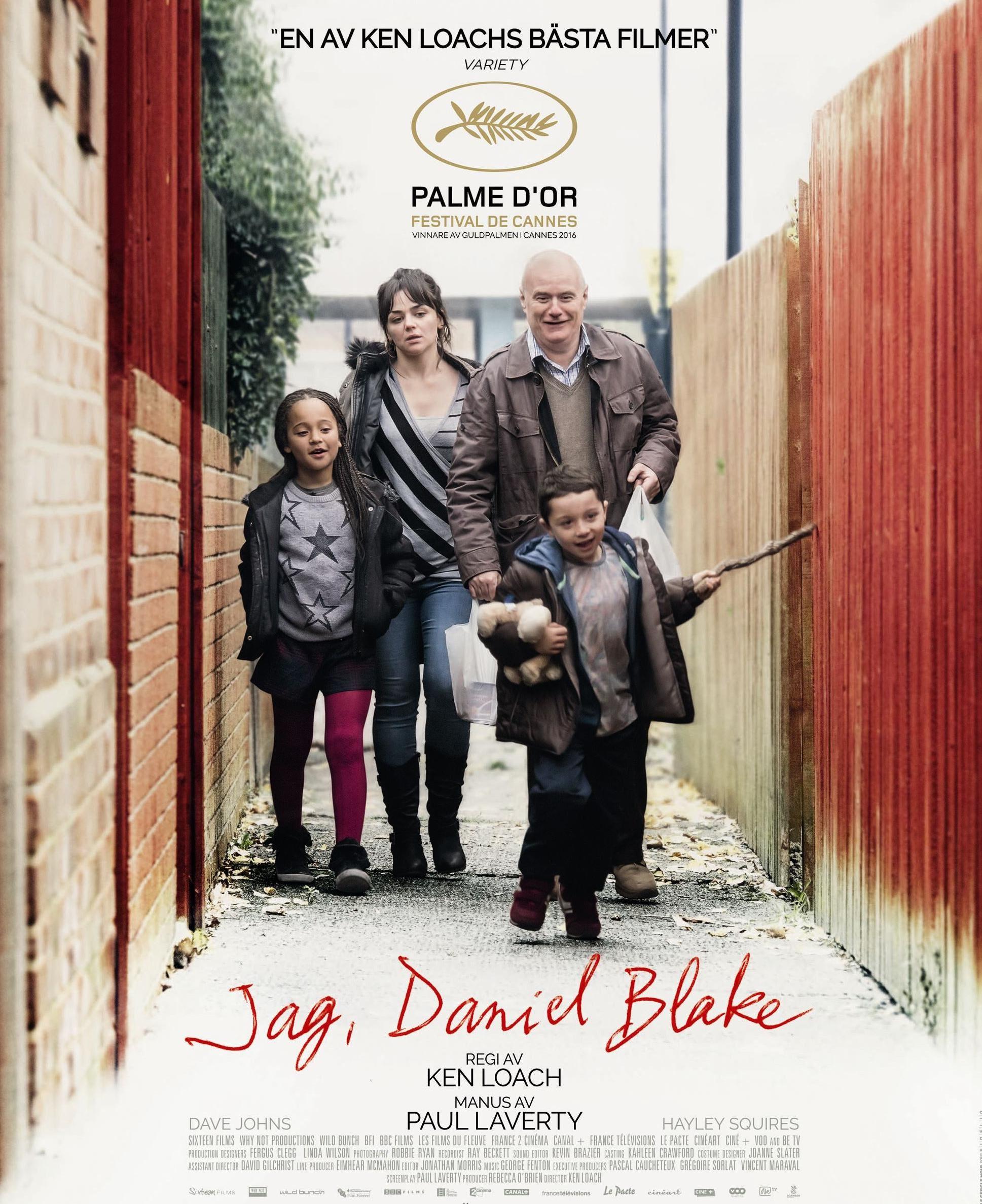 Bio - Jag, Daniel Blake