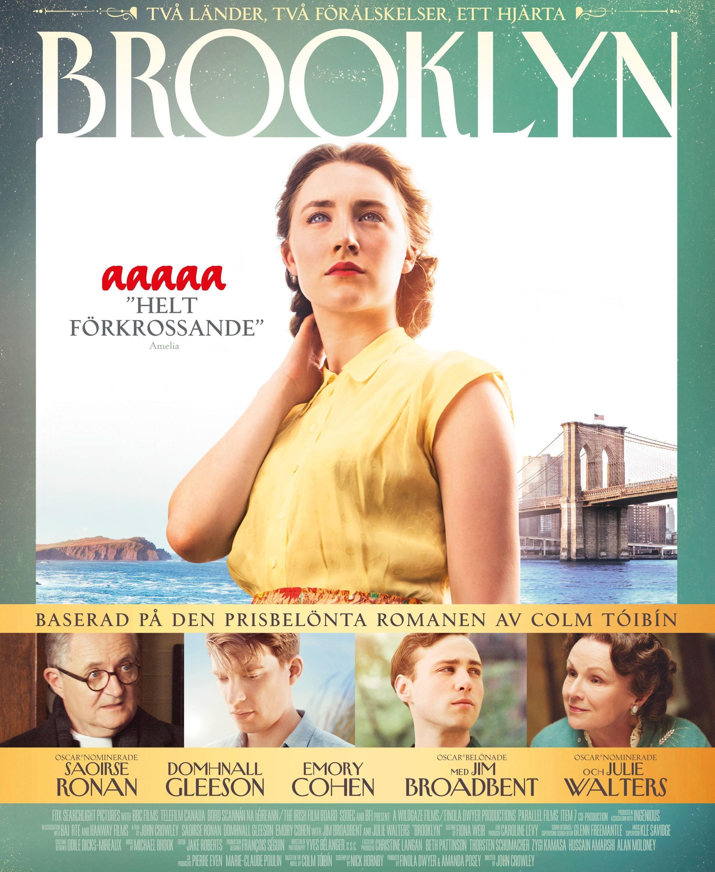 Södertälje Filmstudio visar: BROOKLYN