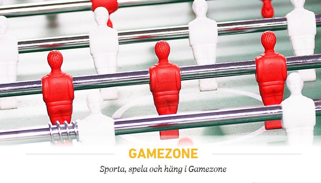 GameZone i Stöten Sälen