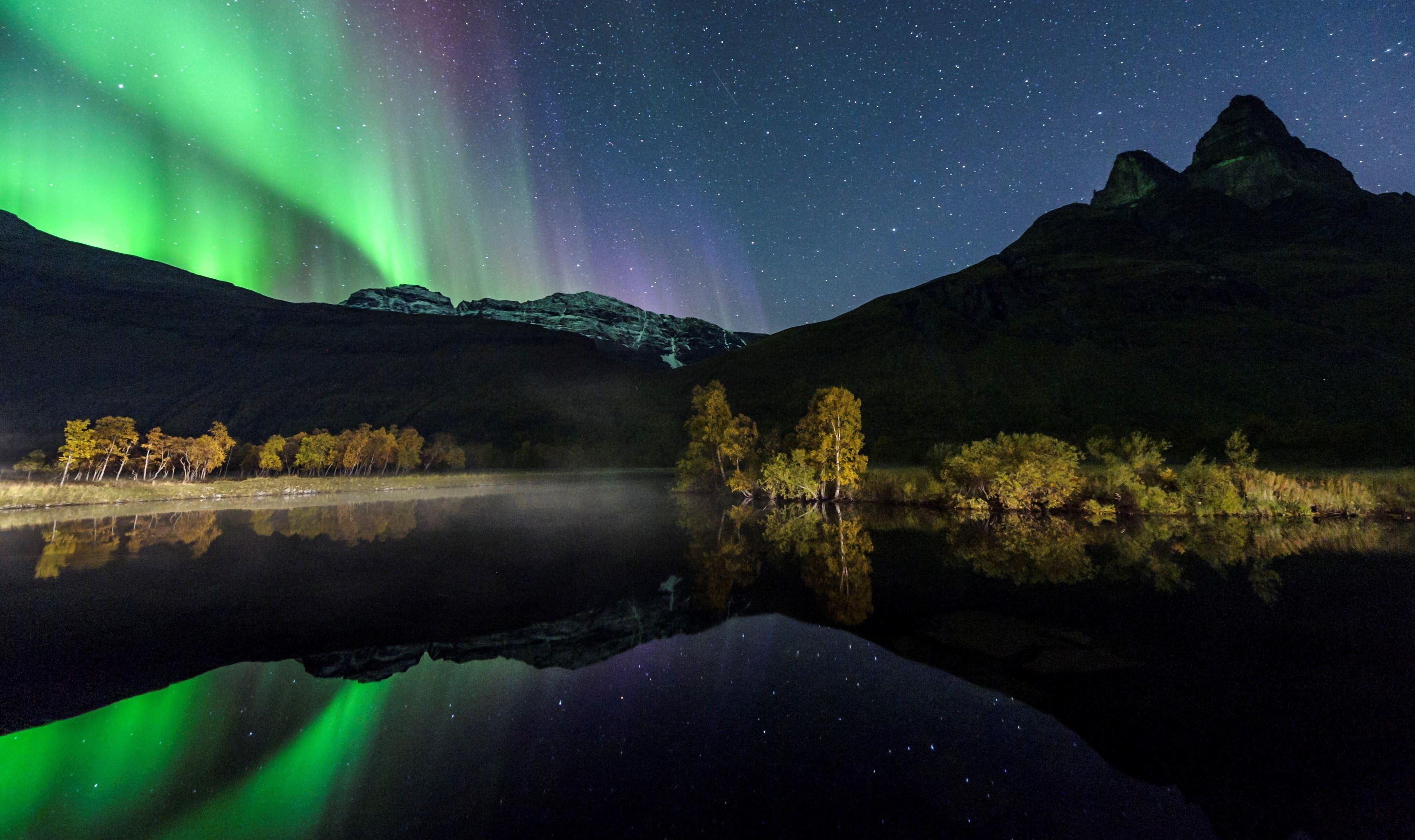 Jan R Olsen, Summer activities under the Arctic Lights