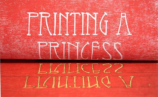 Printing a Princess - Maria Lagerborg