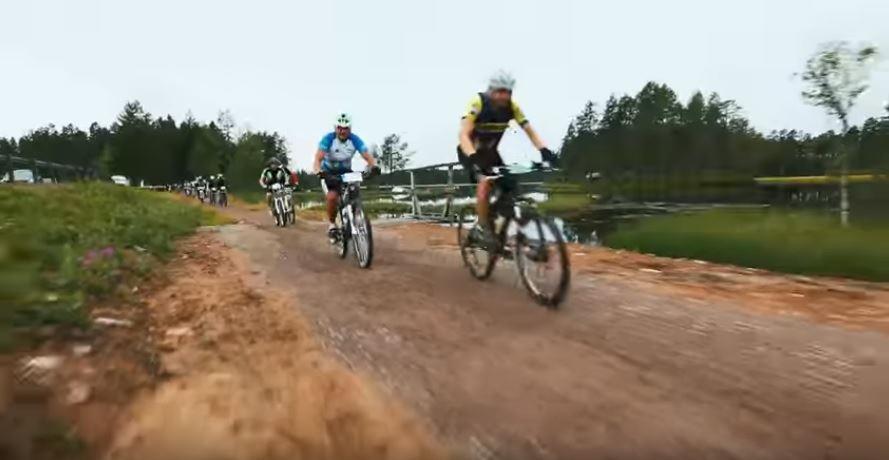 Cykelvasan- Öppetspår