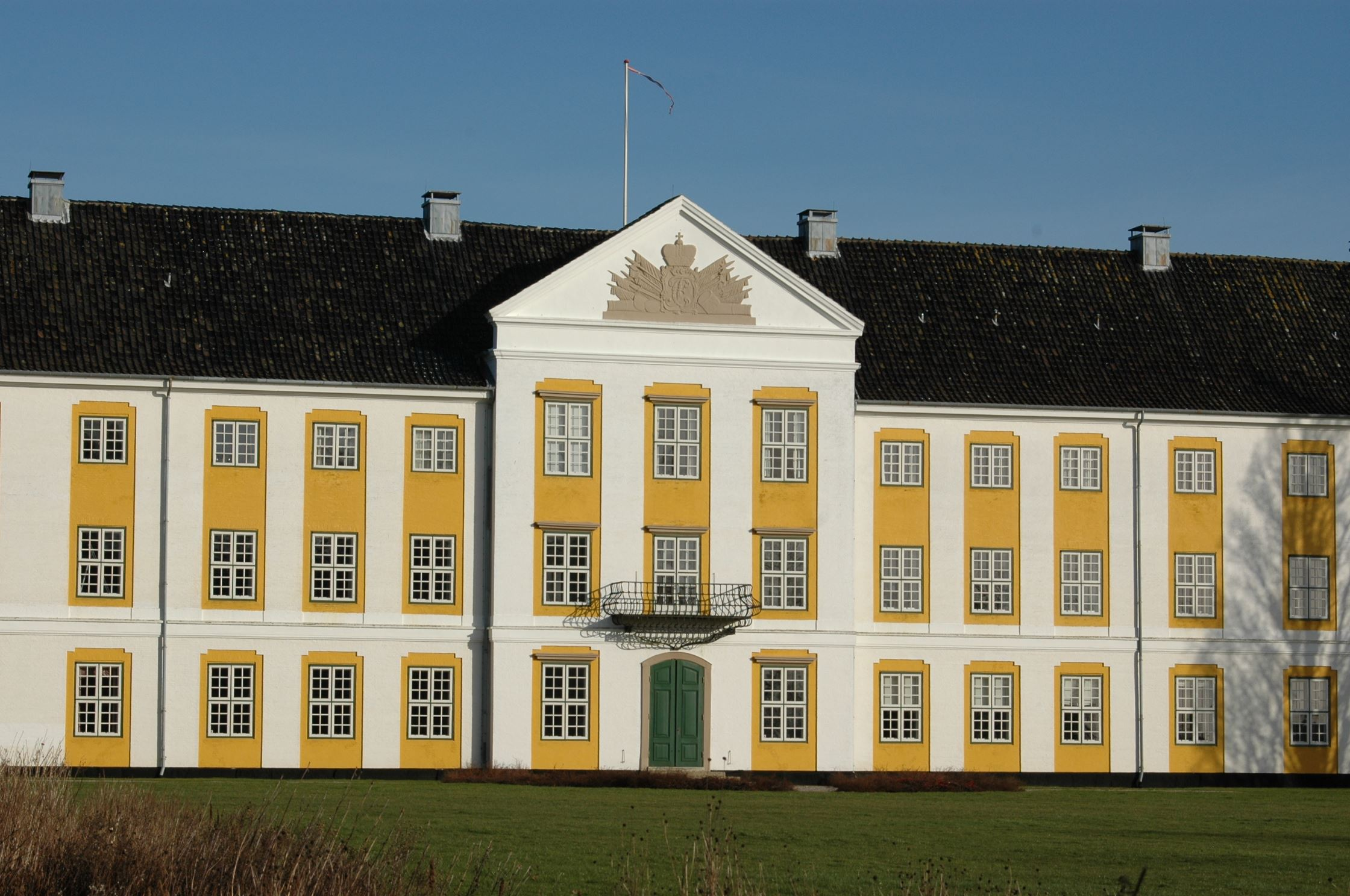 Augustenborg – city of the ducal family