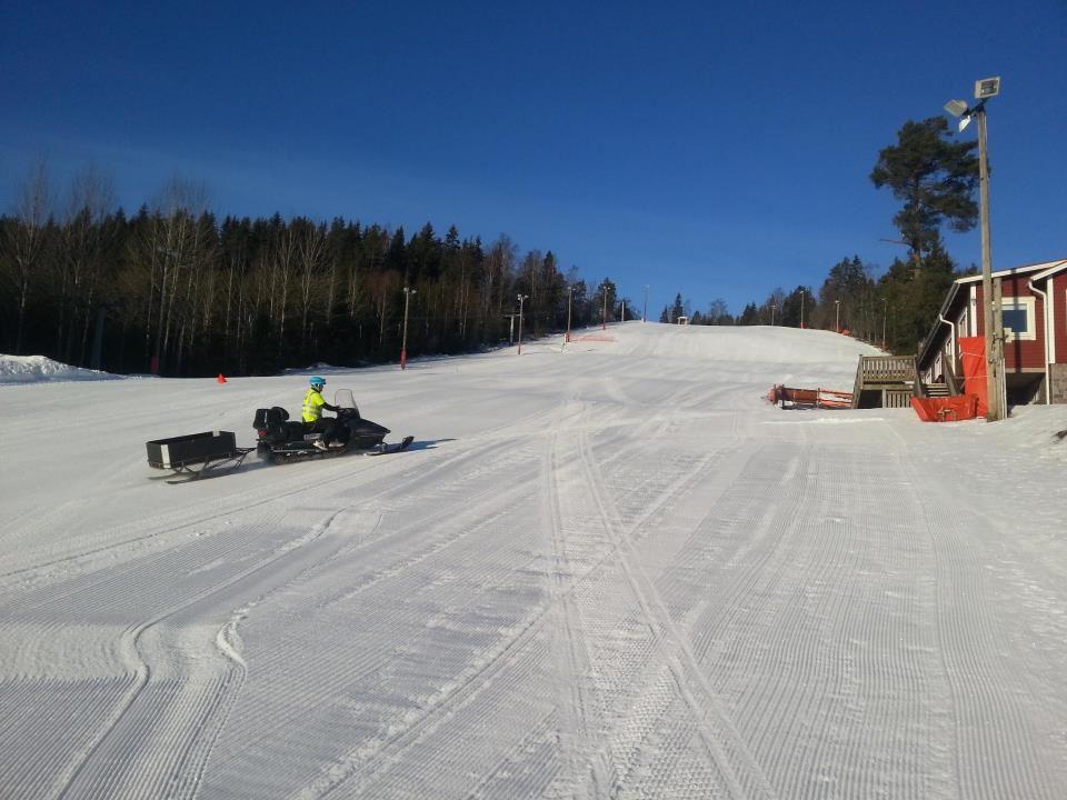 Kettilsås Ski resort