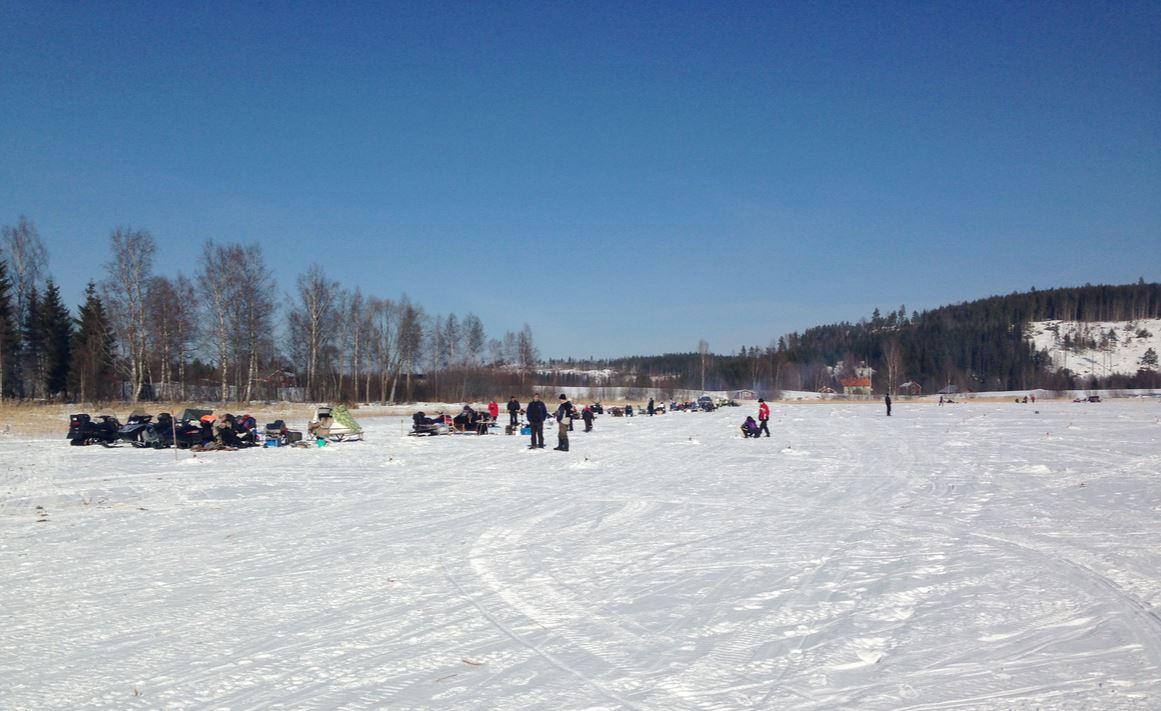 Angeltävling i Munkbysjön