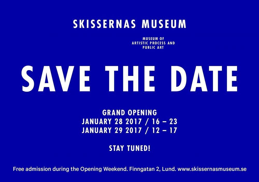 Grand Opening - Museum of Artistic Process and Public Art