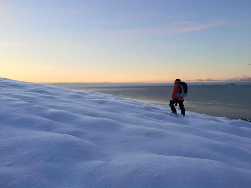 Guidet Vandring i Vesterålens Vinternatur - friluft.no