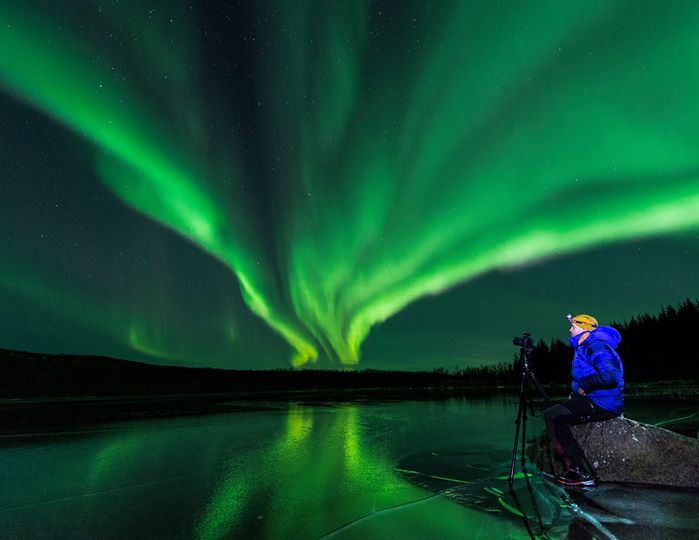 © Markedsbrygga Friluftsliv, Northern lights Photography - friluft.no