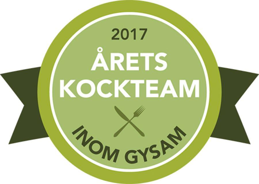 Kocktävling - Årets kockteam 2017