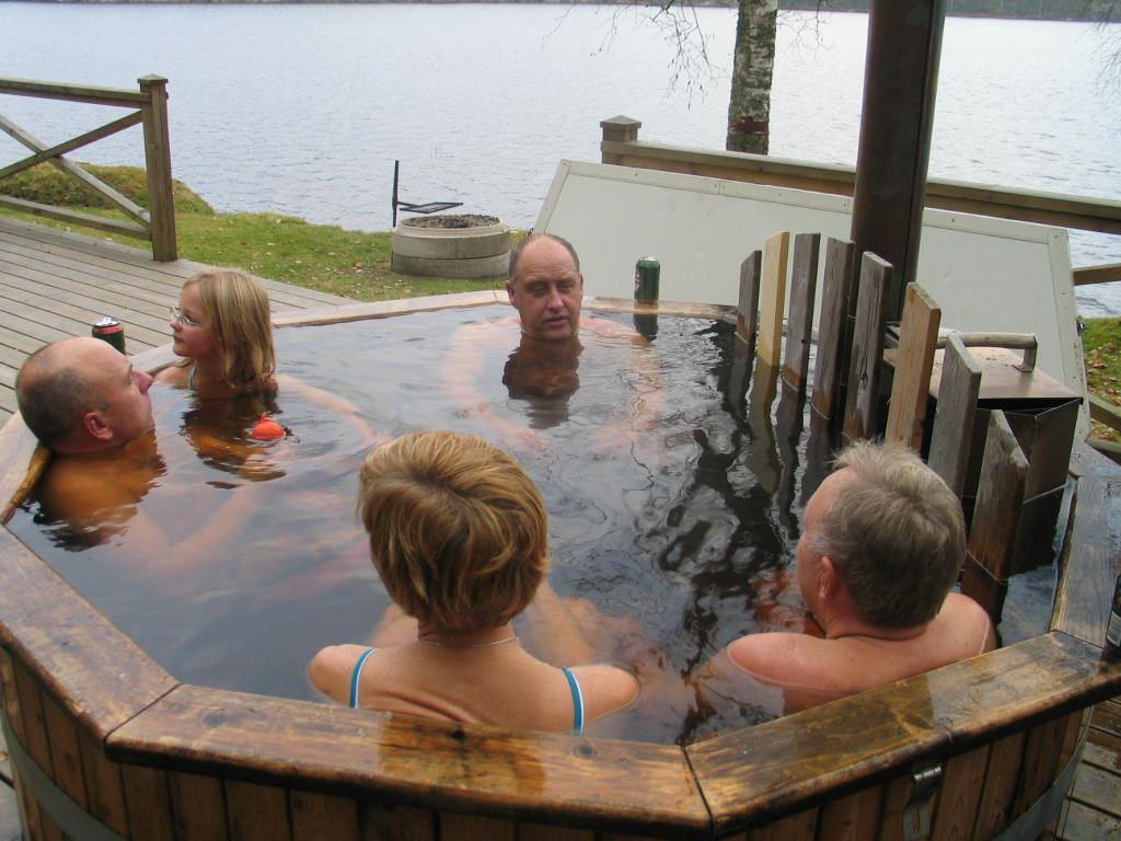Hammarsjöns Sauna und Baden