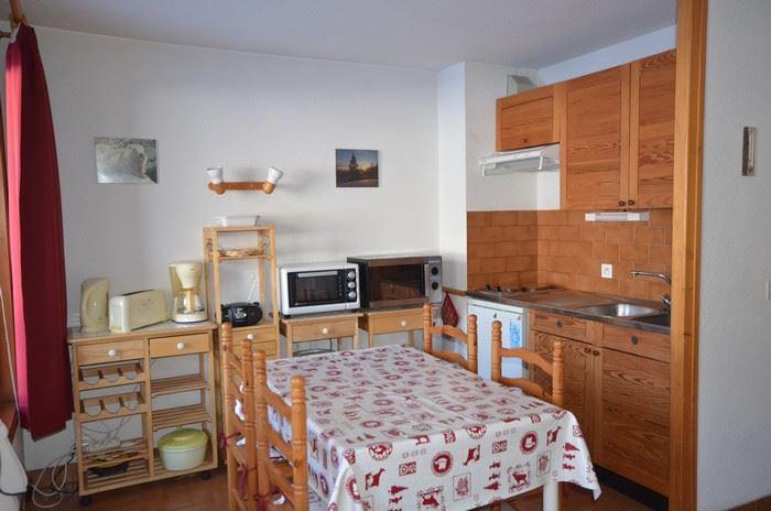 Bois de Lune L142 - 1 room + alcove** - 4 people - 30m²