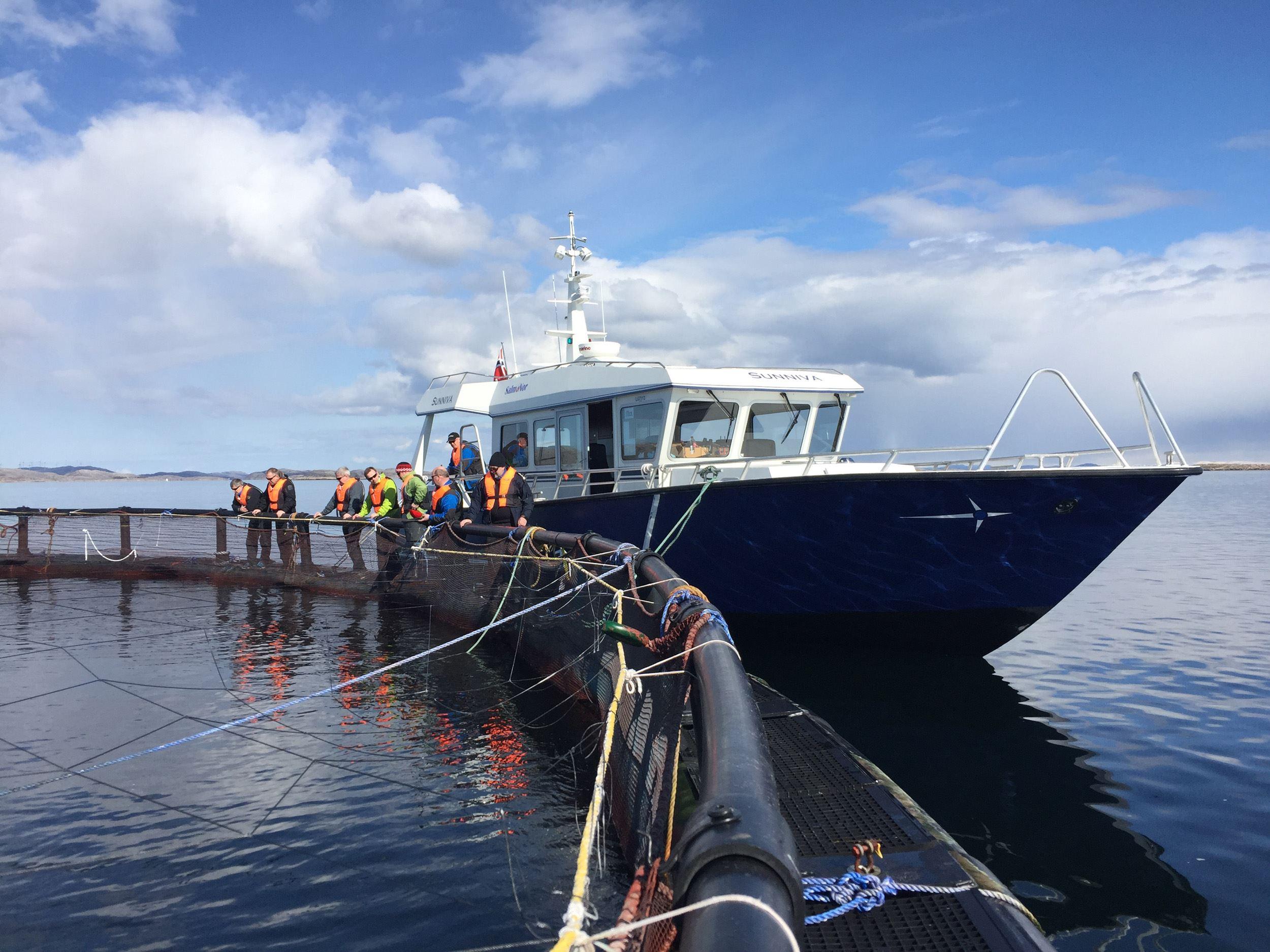 Opplev Sør - Gjæslingan og bli med på en unik tidsreise i sjømathistorien