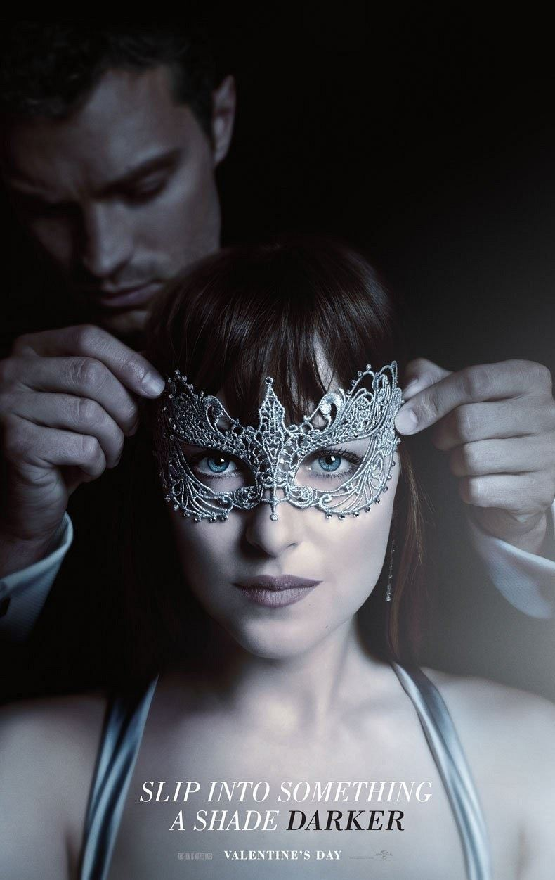 Eftermiddagsbio - FIFTY SHADES DARKER