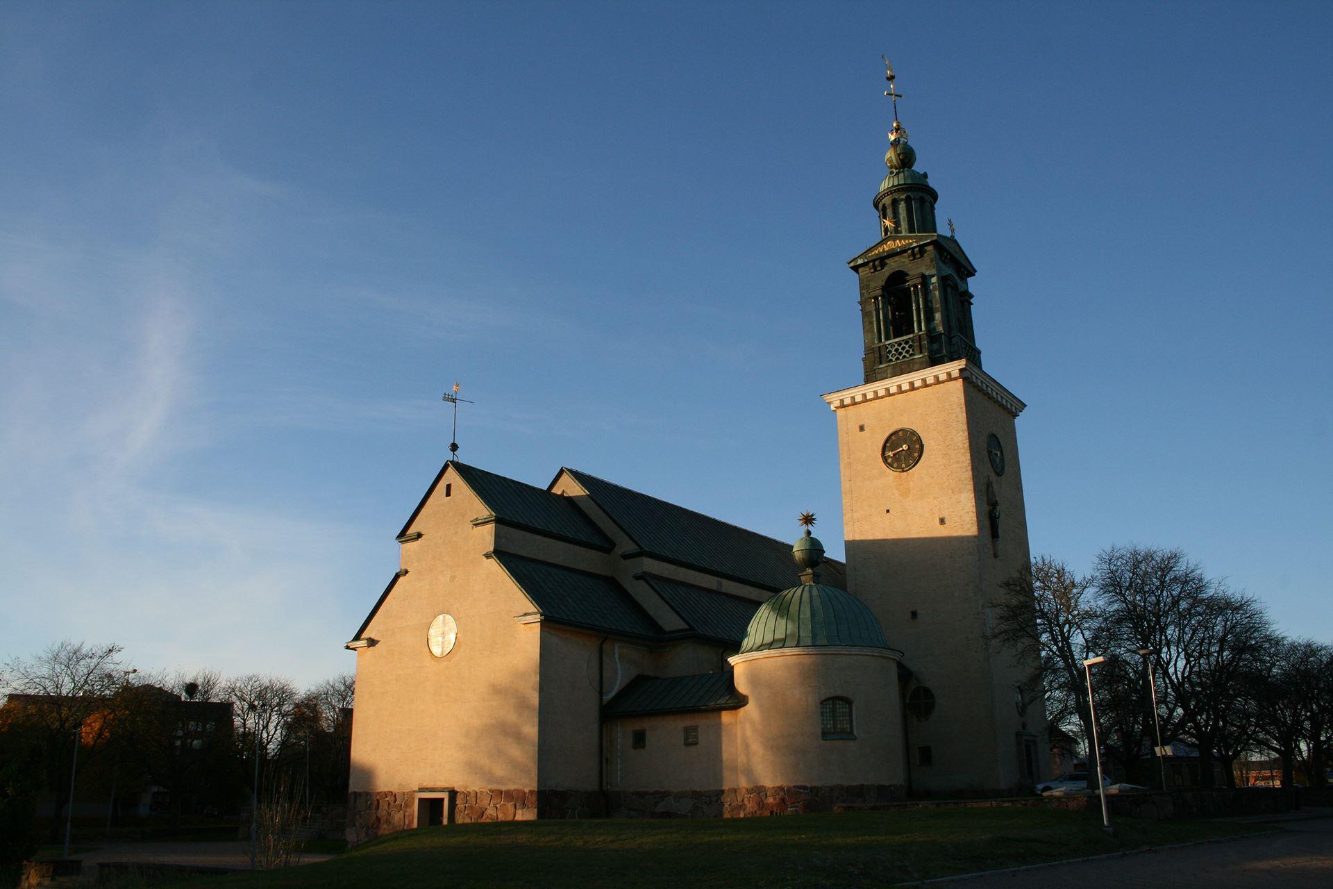 Finland 100 år - Tvåspråkig Gudstjänst