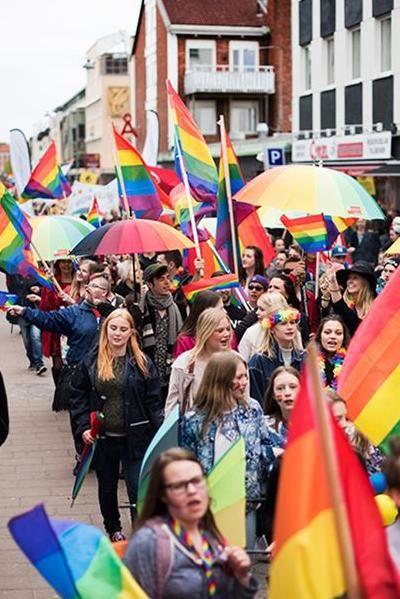Festival: Växjö Pride 2017