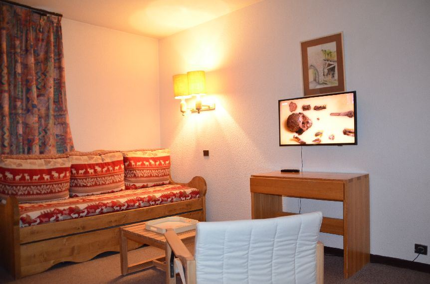 2 Rooms 5 Pers ski-in ski-out / CORYLES B 451