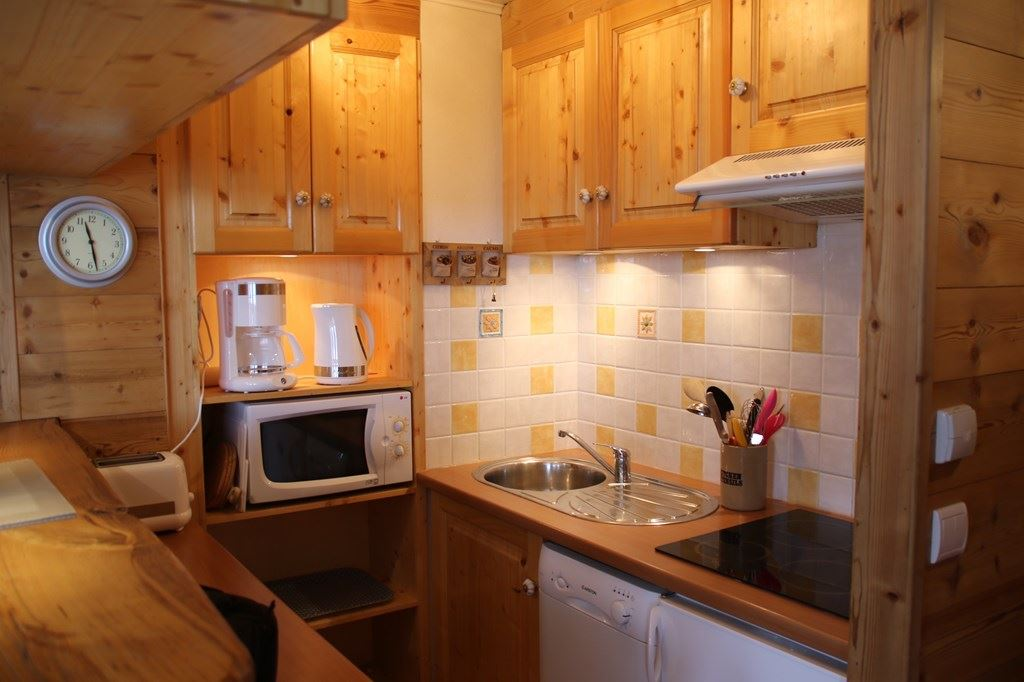 ROC DE PECLET A13 / APARTMENT 3 ROOMS + CABIN 8 PERSONS - ADA
