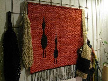 Väv och prylar - Weaving shop