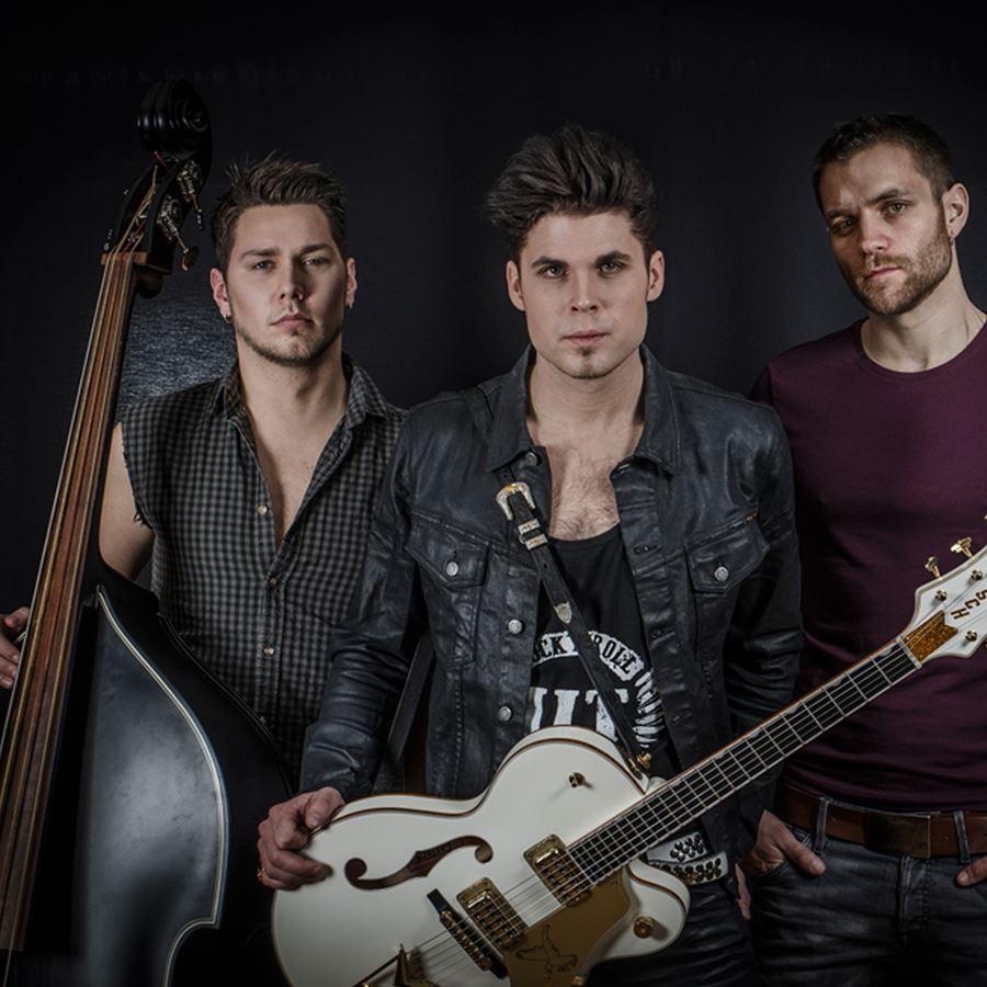 John Lindberg Trio på Vasaloppsmässan