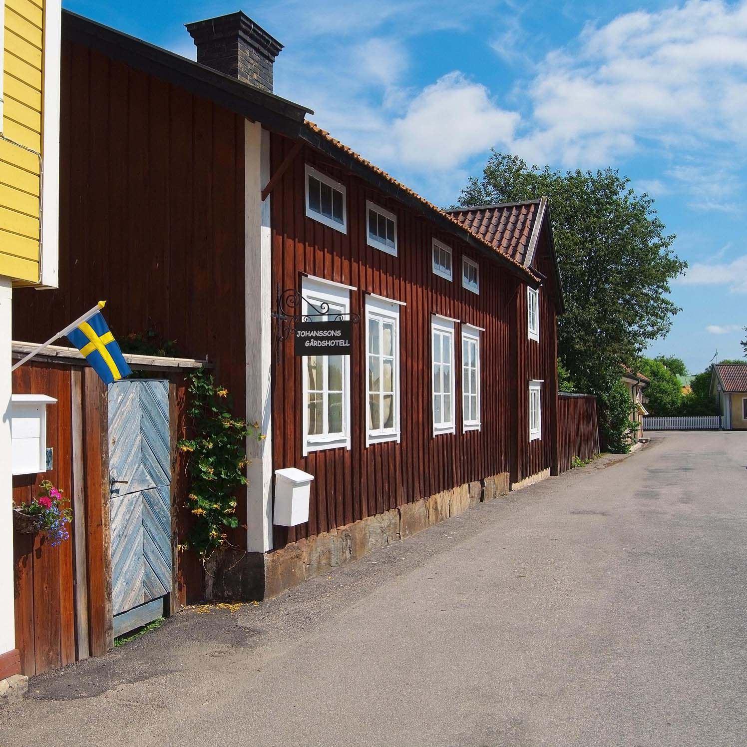 Johanssons Gårdshotell, Östhammar