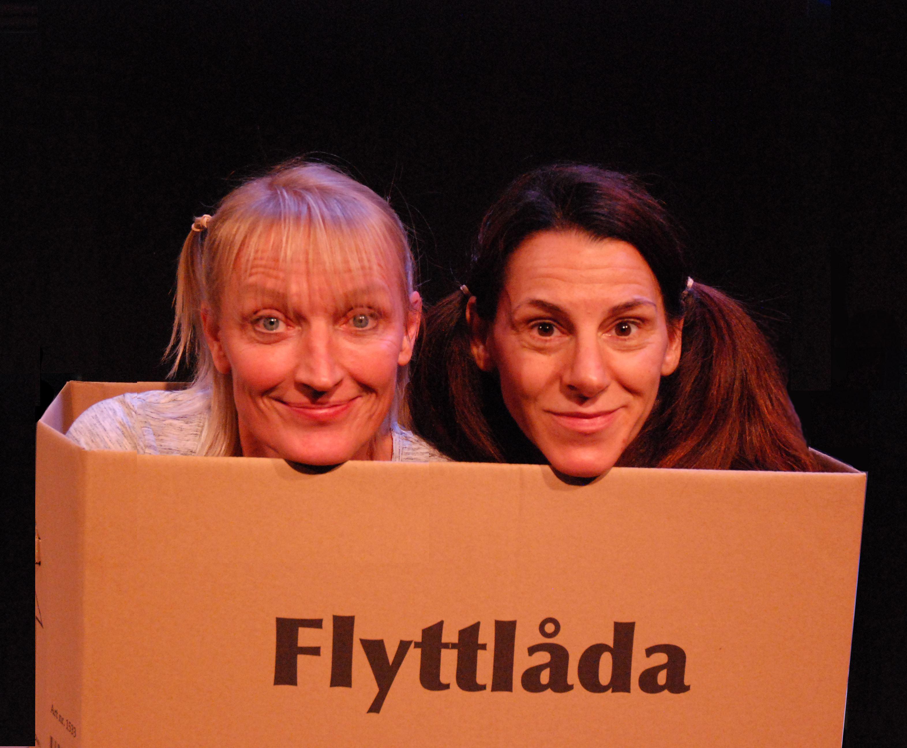 Familjeprogram i Lokstallarna - Flytta